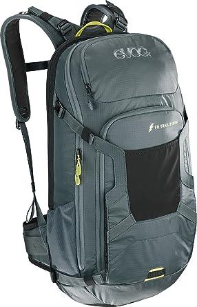 Mochila Con Protector De Espalda Evoc Fr Trail E-Ride - 20 Litre Slate (