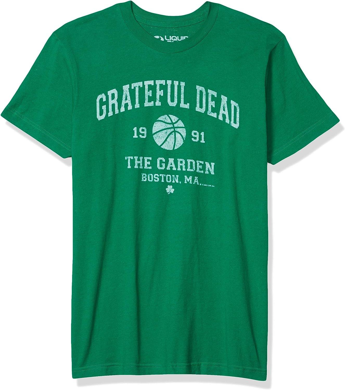 Liquid Blue Men's Boston Garden '91 T-Shirt