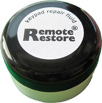 Remoto Kit de restauración – Teclado de goma conductora ...