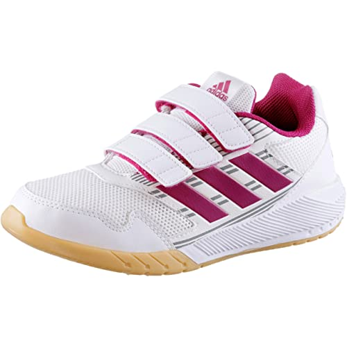 a67d6ad8cce adidas Girls  Altarun Low-Top Sneakers  Amazon.co.uk  Shoes   Bags