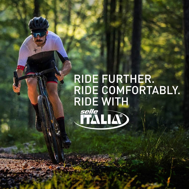 Selle Italia SLR Super Flow Herren Sportsattel Titan Gestell