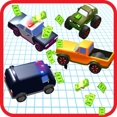 Doodle Crash Car Drift (TV Edition)