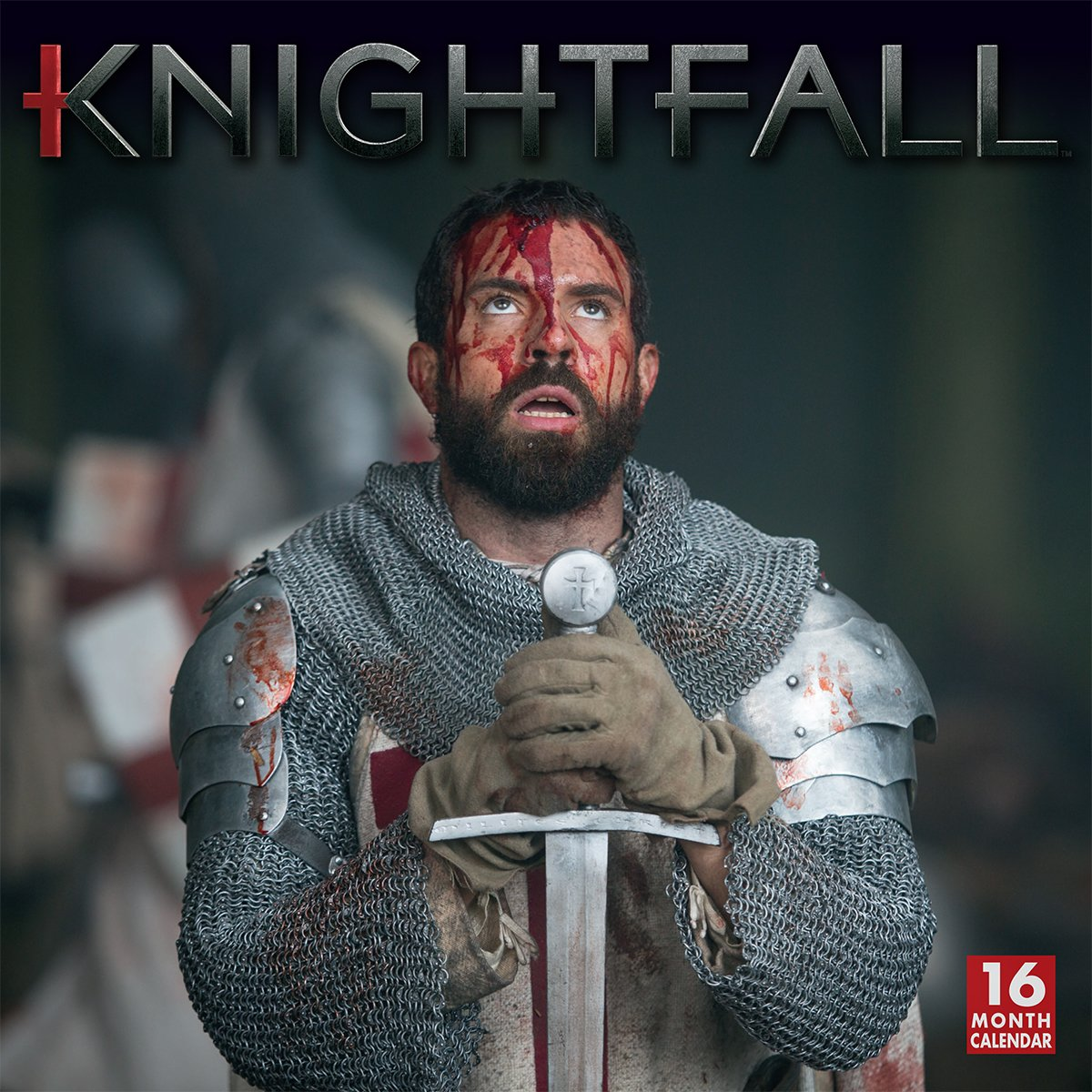 Read Online Knightfall 2019 Wall Calendar, 12 x 12, (CA-0451) pdf epub