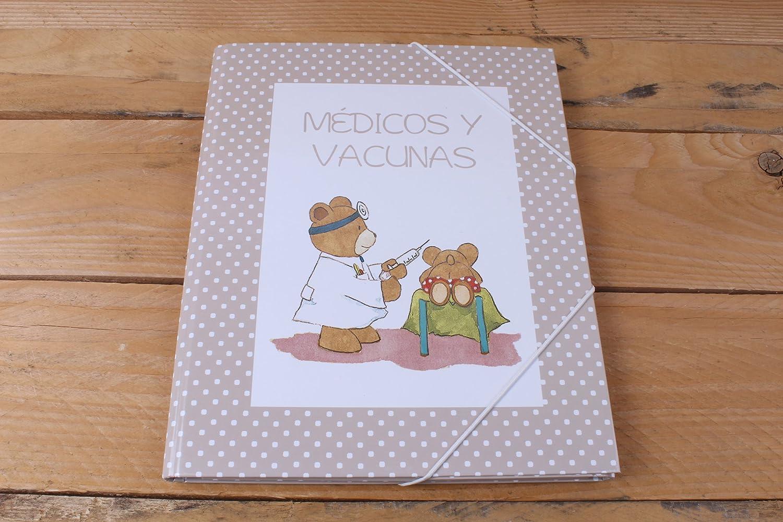 Carpeta Médicos y Vacunas Cuadriman