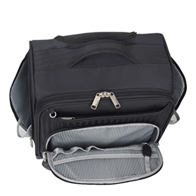 37809a3cd 8 Wheel Underseat Cabin Case: Amazon.co.uk: Shoes & Bags