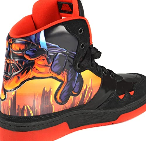 Adidas Skyline Mid Star Wars Coruscant Darth Vader Mens Sneakers 4ce874ef4d