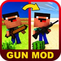 Mods : Guns Mod for MCPE