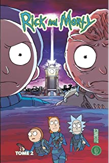 Rick and Morty - Total Rickall (YNI.JEUX): Amazon.es: Collectif: Libros en idiomas extranjeros
