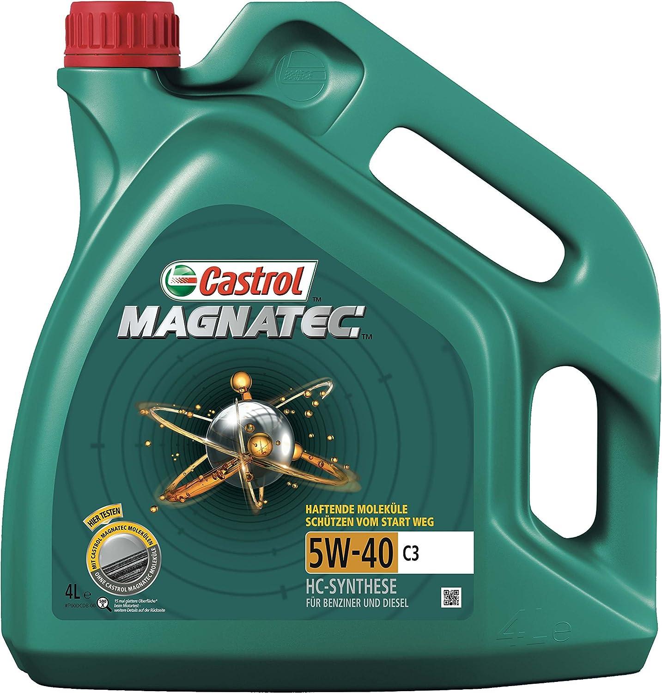 Castrol Magnatec Motorenöl 5w 40 C3 4l Auto