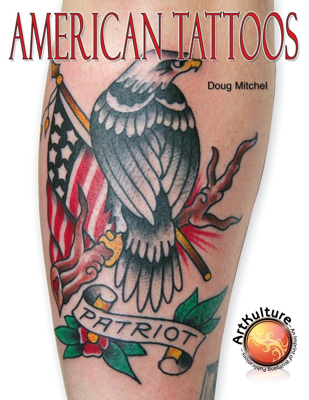 American Tattoos Tattoo U Doug Mitchel 9781929133970 Amazoncom