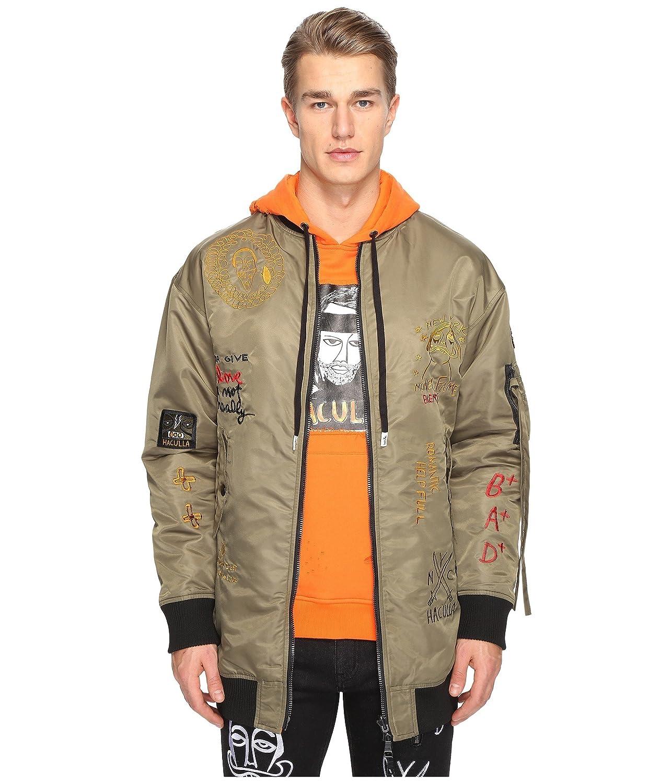 ハクーラ Haculla メンズ アウター コート Luxe Punk Coat [並行輸入品] B07DFFQDJ5 Small