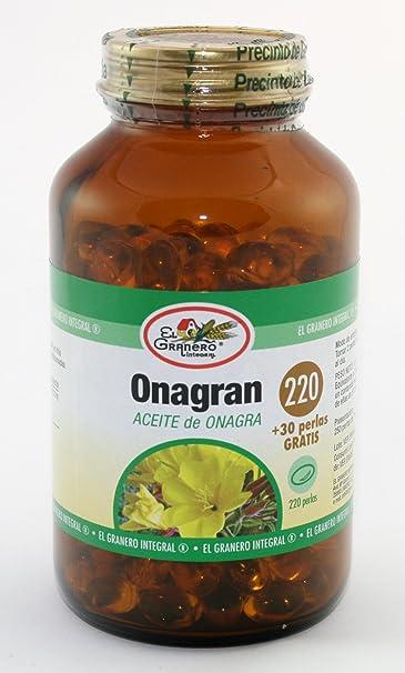 ONAGRAN 715MG 220 PERLAS
