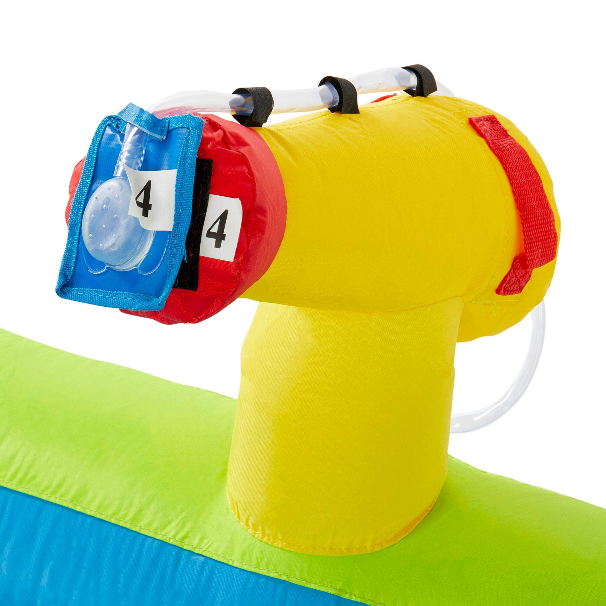 Riptide Triple Fun Inflatable PVC Water Park with 3 Slides & Obstacle Course by Riptide (Image #6)