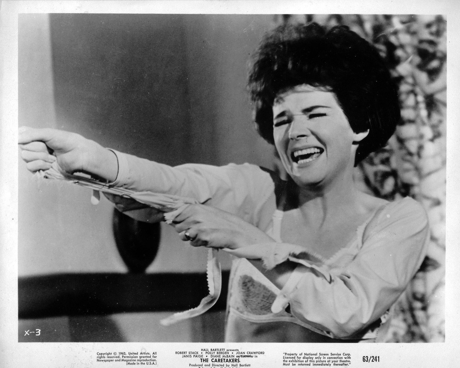 Discussion on this topic: Daphne Pollard, polly-bergen/