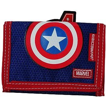 chaussures de sport c1697 a3af7 Marvel Avengers Shield Portefeuille Pour Enfant Porte ...