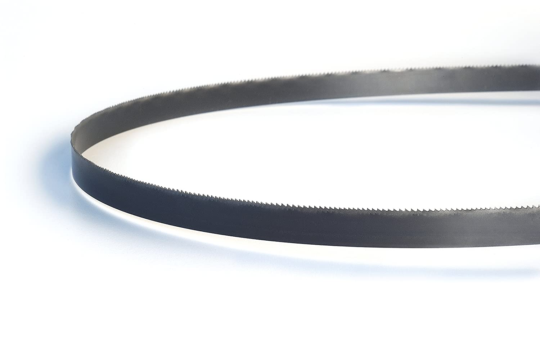 "LENOX Tools Portable Band Saw Blades, 44-7/8"" x 1/2"" x .020"", 10/14 TPI, 5-Pack (8009838PW10145)"