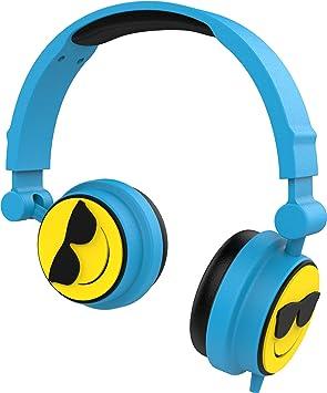 Hype vs-814-emj-sun Casco Emoji Gafas de Sol Azul: Amazon.es ...