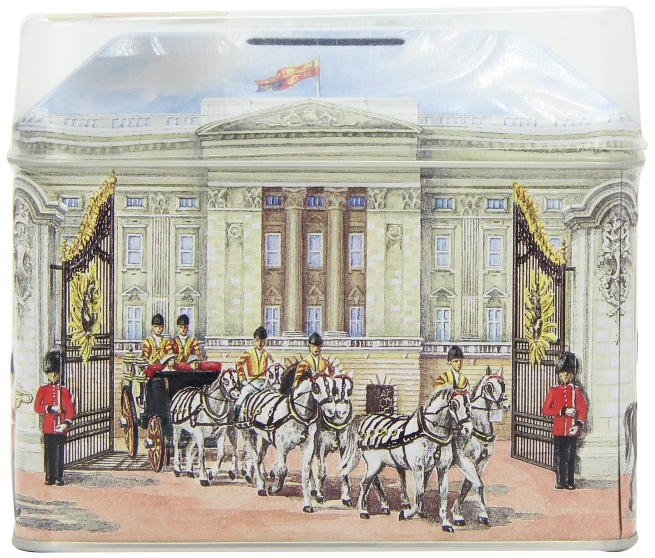 Churchill's Buckingham Palace Tin with Dairy Toffees 200 g