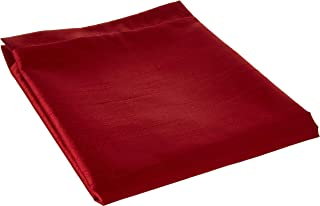 product image for Veratex The Diamante Collection 100% Polyester Made in the U.S.A. Decorative Contemporary Bedroom Euro Sham Pillow, Merlot