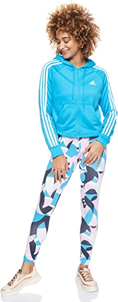 adidas WTS Hoody&Tight Chándal, Mujer: Amazon.es: Ropa y accesorios