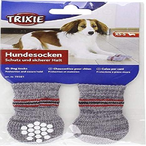 Trixie 19500 Anti-Rutsch Hundesocken