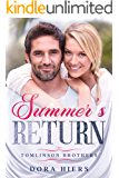 Summer's Return (Tomlinson Brothers Book 3)