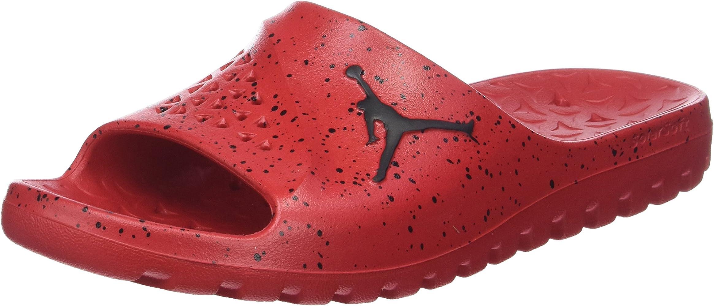 a3bad6c1bb8204 Amazon.com | Jordan Super.Fly Team Slide Mens 716985-611 Size 15 ...