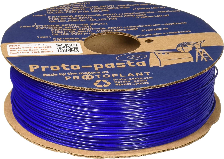 Proto-Pasta Metallic HTPLA Galactic Empire Purple 3D Printing Filament 1.75mm 500g