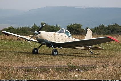 Amazon com: Cessna 188 Service Maintenance Manual Set + Engine 1966