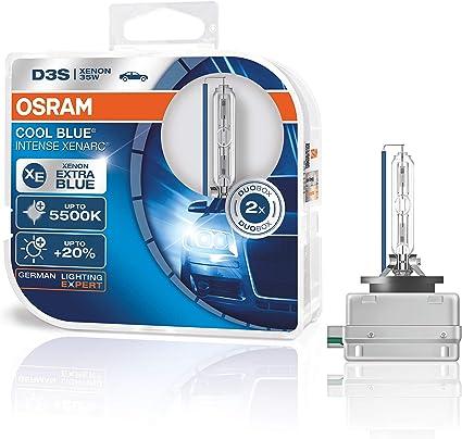 2 LAMPES D3S au XENON en HID 35W a GAZ compatible PHILIPS OSRAM AUDI Q3 origine
