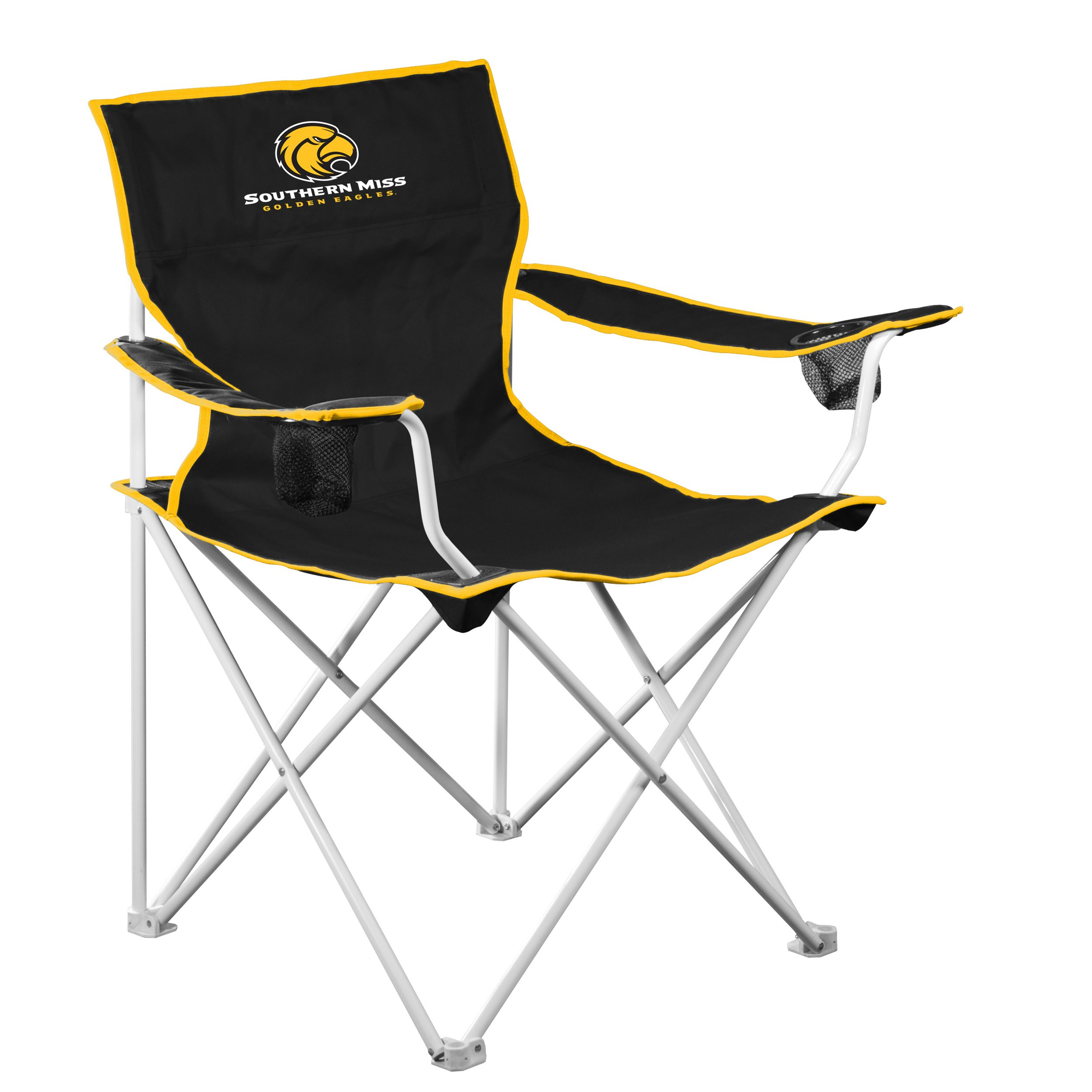 NCAA Southern Miss Golden Eagles Deluxe Folding Chair