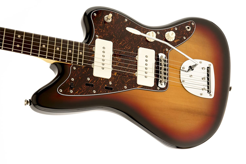Guitarra eléctrica Fender Vintage Modified Jazzmaster - 3-Color Sunburst Rosewood: Amazon.es: Instrumentos musicales