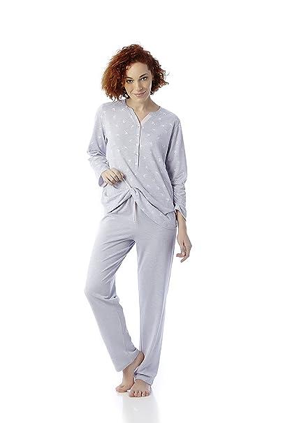 Pijama Invierno. Mabel Intima (Tallas de la 3 a la 8). Estampado