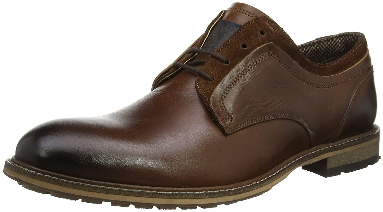 TALLA 41 EU. Steve Madden Gambol Low, Zapatos de Cordones Derby para Hombre
