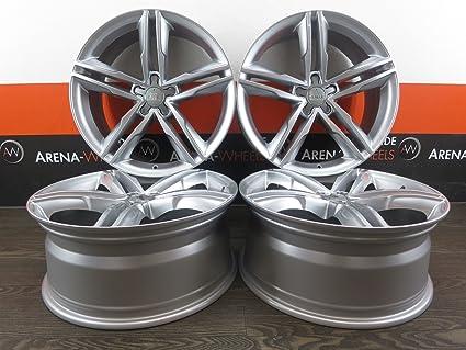 Llantas de aluminio, 8J x 18 pulgadas, para Audi A3, S3, RS3 ...