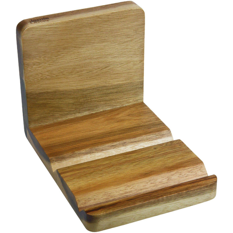 Jamie Oliver Bakeware Range libro di ricette e supporto per tablet, in legno di acacia/naturale DKB Household UK Ltd JB8801