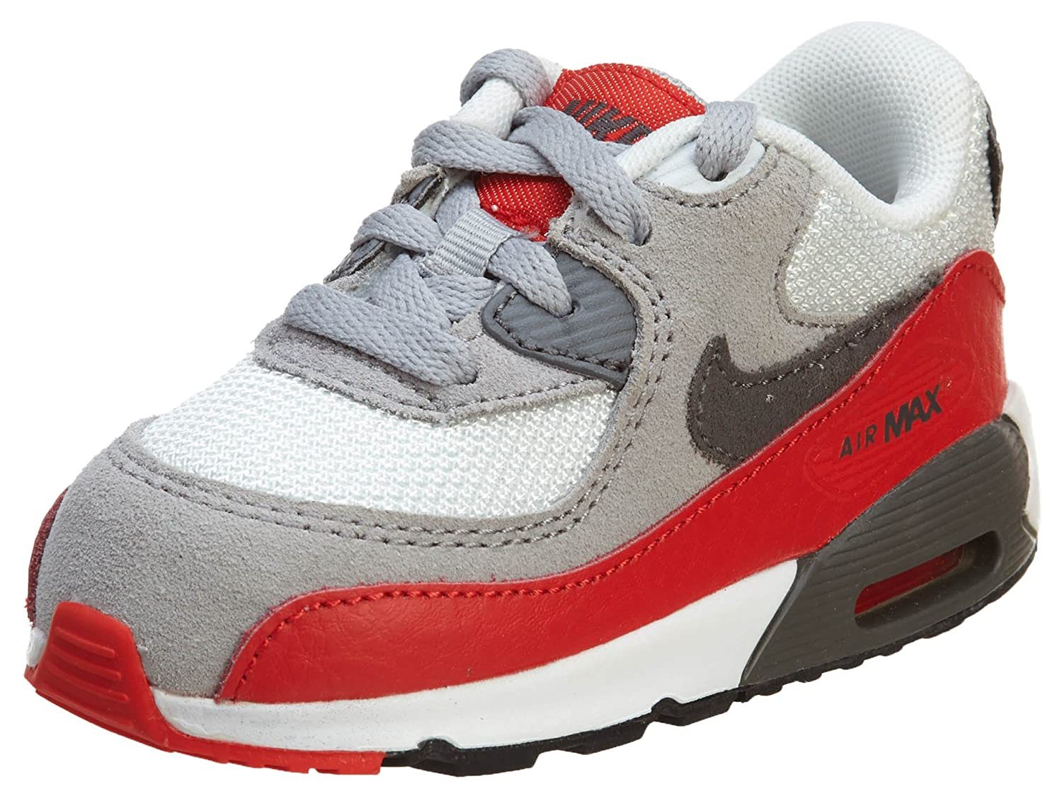 838cdcc559 NIKE Boys  Trainers Grey Gray  Amazon.co.uk  Shoes   Bags