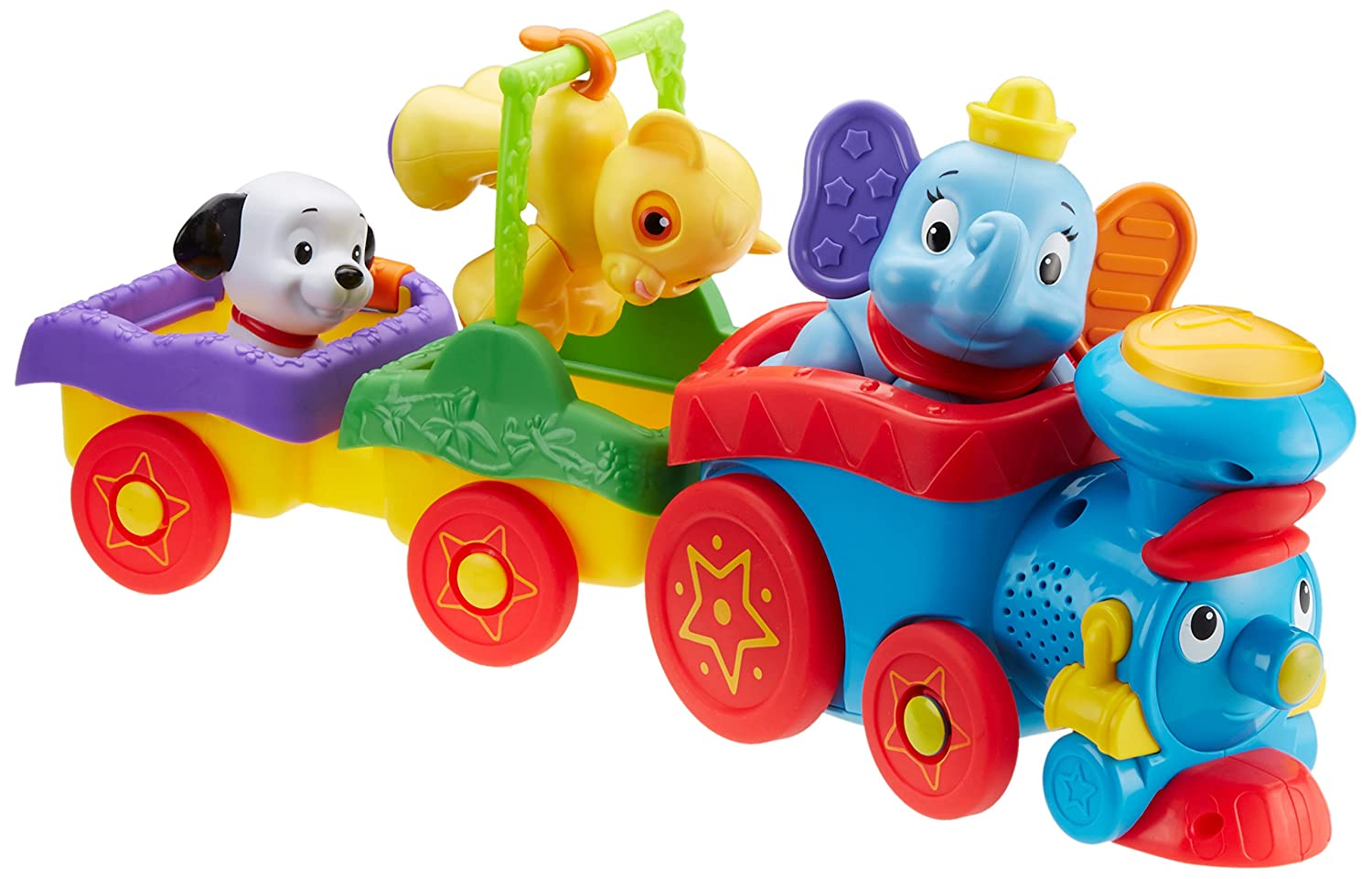 Fisher Price X Disney Tren musical