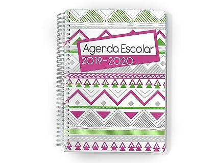 Agendas Escolar Capricho 2019-20 - Dia Pagina - 15x21cm(A5 ...