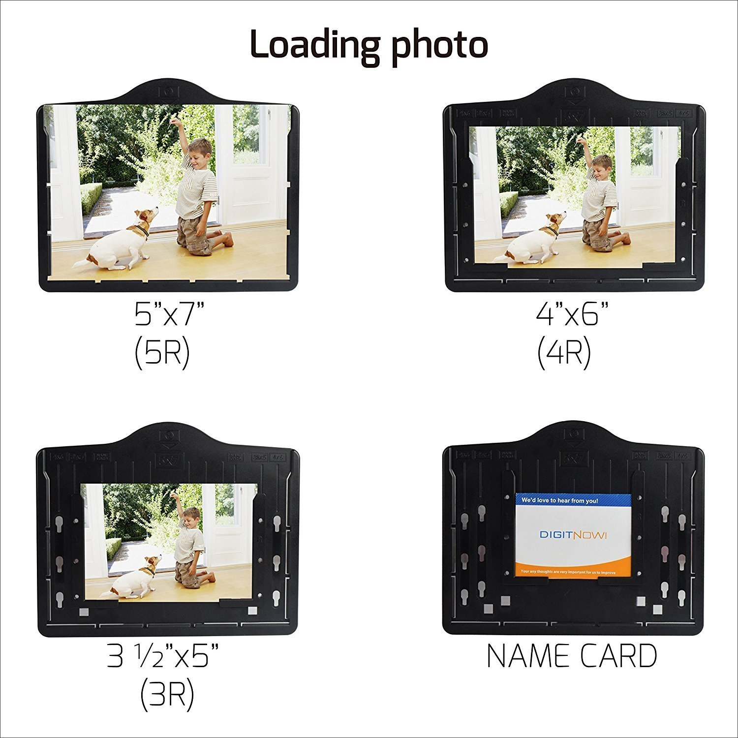 DIGITNOW 35mm /135slides&Negatives Film Scanner Photo, Name Card, Slides and Negatives to Digital Converter for Saving Films to Digital Files in 4GB SD card(Included) with Photo Editing Software by DigitNow! (Image #3)