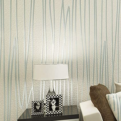 Blooming Wall Extra Thick Modern Non Woven Leaf Flows Pattern Wallpaper Wall Paper Roll For Livingroom Bedroom 39063 68805