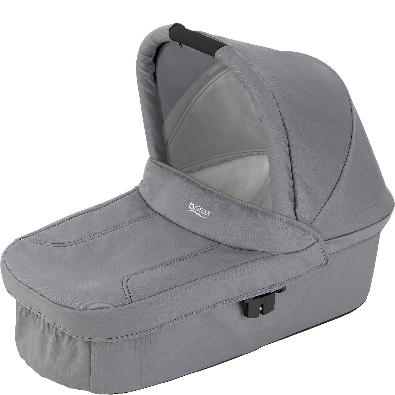 Steel Grey Britax Hard Carrycot