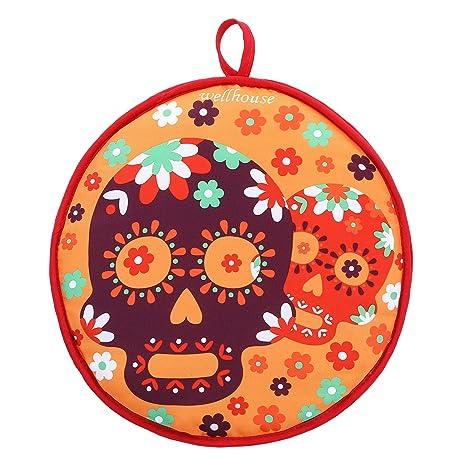 Amazon.com: Wellhouse calentador de tortillas mexicanas 11 ...