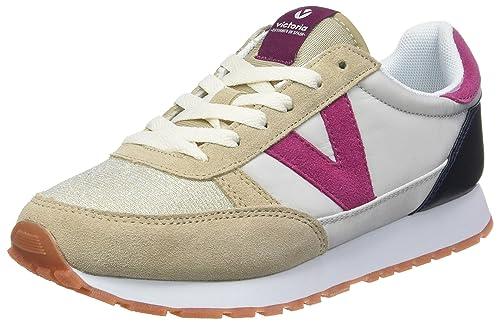 Victoria Deportivo Ciclista Multimaterial, Zapatillas Unisex Adulto: Amazon.es: Zapatos y complementos