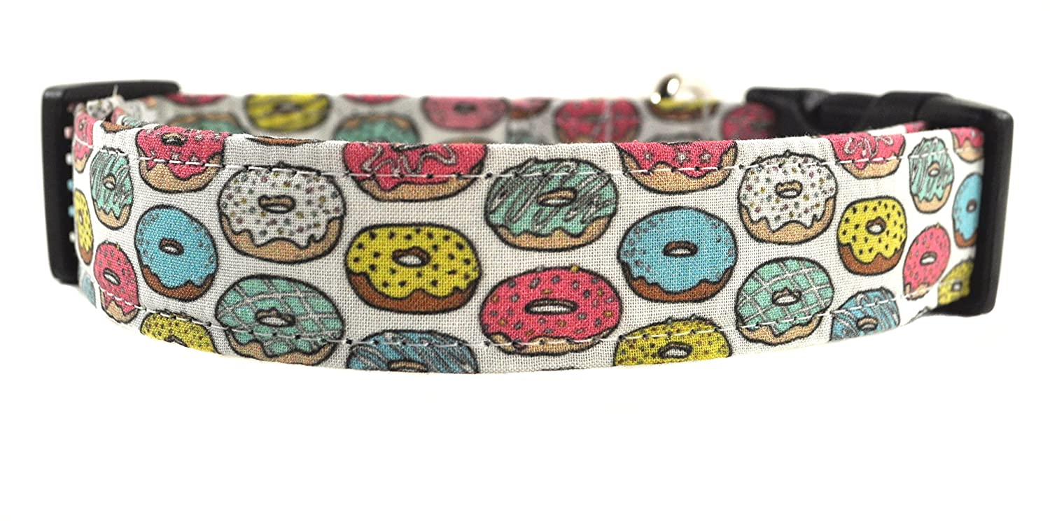 Novelty Dog Collar - The Donuts