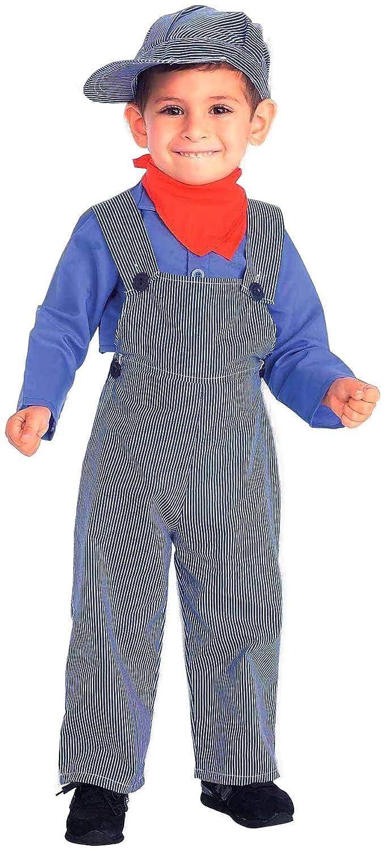 Amazon.com Forum Novelties Lil Engineer Train Conductor Child Costume Toddler Toys u0026 Games  sc 1 st  Amazon.com & Amazon.com: Forum Novelties Lil Engineer Train Conductor Child ...