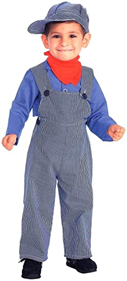f24eb41080 Forum Novelties Lil Engineer Train Conductor Child Costume