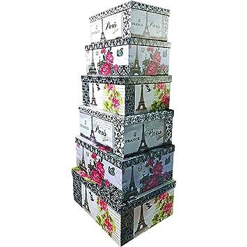 Amazon.com: Alef elegante decorativa de temática Nesting ...