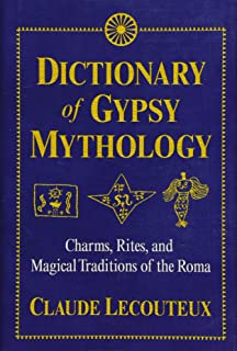 Amazon com: Gypsy Magic: A Romany Book of Spells, Charms