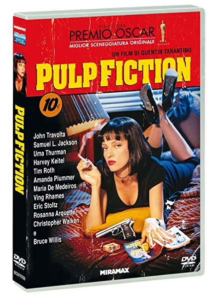 Amazon.com: Pulp Fiction (2xdvd) + Ricettario [Import anglais]: Movies & TV